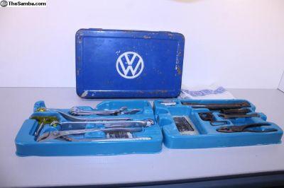 Hazet Blue Square Tool Box/Kit