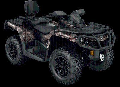 2018 Can-Am Outlander MAX XT 650 Utility ATVs Billings, MT