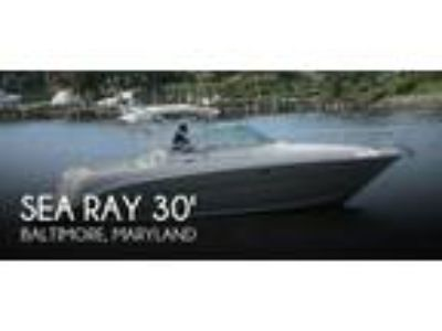 Sea Ray - 290 Amberjack