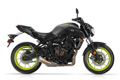 2018 Yamaha MT-07 Sport Motorcycles Long Island City, NY