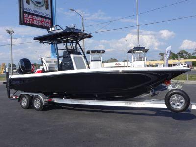 2018 ShearWater 260 Carolina Flare Saltwater Boats Holiday, FL