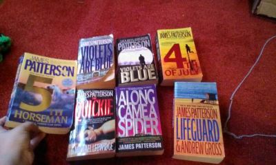 James Patterson Fans