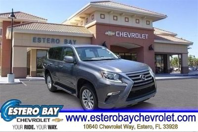 2018 Lexus GX 460 Base (gray)