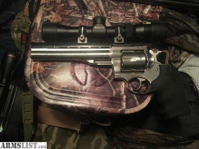 For Sale: Ruger 44 mag Redhawk