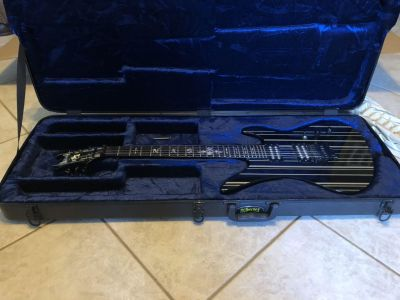 Schecter Synyster Custom Guitar