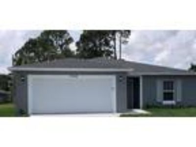 Four BR Two BA In Port St. Lucie FL 34953