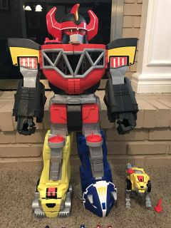 Imaginext Power Ranger and Others Bundle