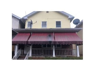 2 Bed 1 Bath Foreclosure Property in Scranton, PA 18505 - 4th Ave