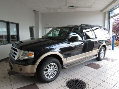 2013 Ford Expedition EL XLT