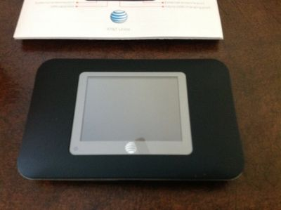 AT&T Mobile Wi-Fi hotspot