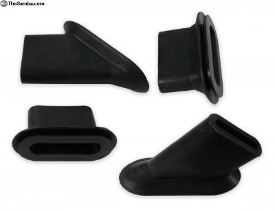 New Type 34 Bumper Bracket Rubber to Body Seals