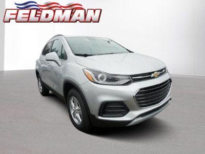 2018 Chevrolet Trax LT (Silver Ice Metallic)