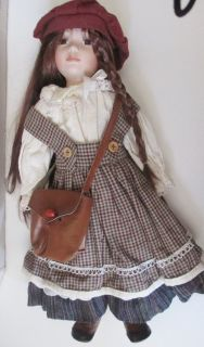 "Vintage 20"" Porcelain Doll from the Princess Collection"