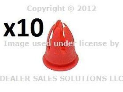 Purchase Mercedes fender door Moulding retainer CLIPS (10) oem molding grommet insert motorcycle in Lake Mary, Florida, US, for US $11.89