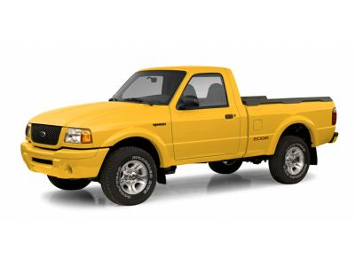 2003 Ford Ranger XLT (Oxford White Clearcoat)