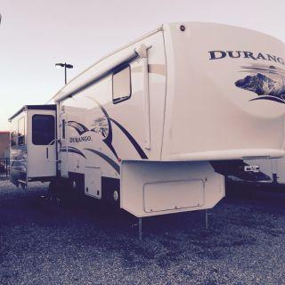 2013 KZ Durango 2500 355RL