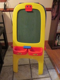 Crayola Children's Double-sided Easel