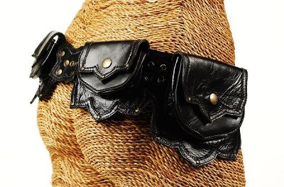 Buy Designer Leather Pocket Belts Online for Both Men and Women