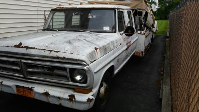 71 Ford Car Carrier