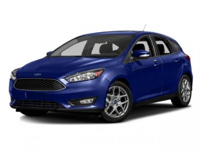 2016 Ford Focus SE (Black)