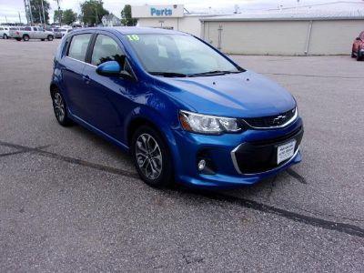 2018 Chevrolet Sonic LT (KINETIC BLUE)