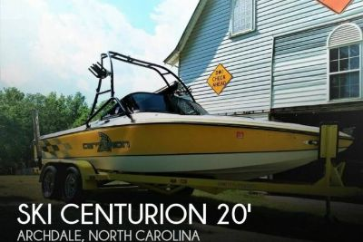 2002 Ski Centurion Sport Bowrider