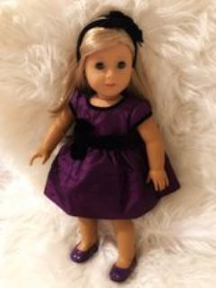 American Girl Doll Special Occasion Outfit