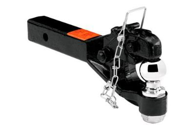 "Find Tow Ready 63041 - Black Pintle Hook 12000/2400 w 2"" Chrome Hitch Ball, Hardware motorcycle in Plymouth, Michigan, US, for US $101.40"