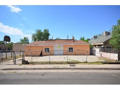 3 Bed 2 Bath Foreclosure Property in Albuquerque, NM 87106 - Ross Ave SE