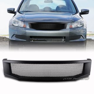 Buy JDM Type-R Style Black ABS Plastic Mesh Hood Grille For 08-10 Honda Accord Sedan motorcycle in Rowland Heights, California, United States