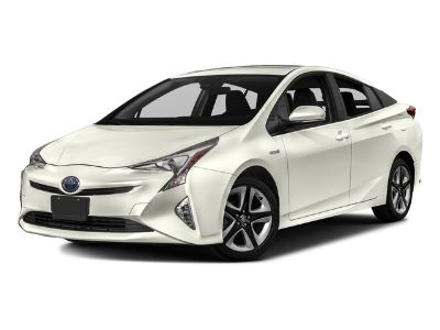 2018 Toyota Prius Three Touring (Classic Silver Metallic)
