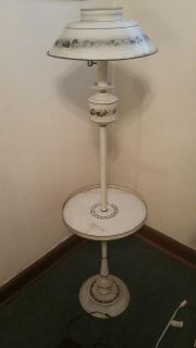 FREE! Project Piece. Antique Lamp with Table