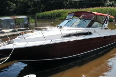 1985 Sea Ray 340 DA Sundancer