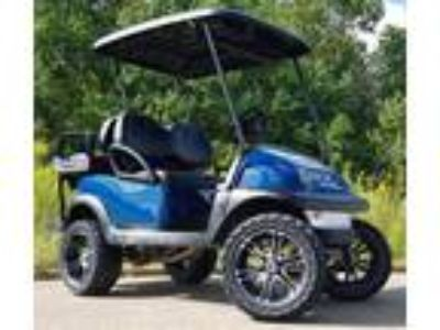2012 Pearl Blue Precedent Golf Car