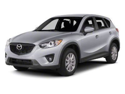 2013 Mazda CX-5 Grand Touring (Crystal White Pearl)