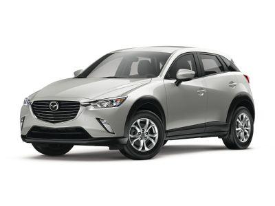 2016 Mazda CX-3 Touring (Titanium Flash Mica)