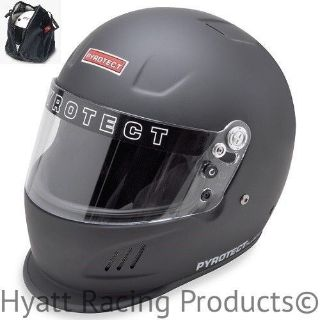 Sell Pyrotect SA2015 Pro Airflow Duckbill Auto Racing Helmet - All Sizes & Colors motorcycle in Bend, Oregon, United States, for US $399.00