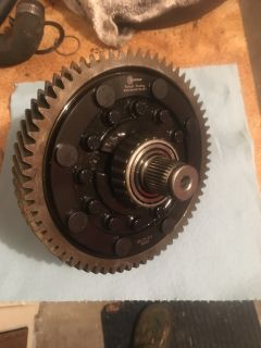 FS: Used 020 Wavetrac Limited Slip Differential
