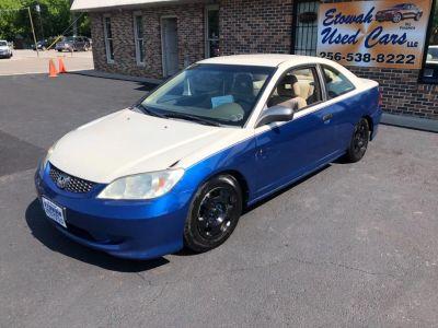 2005 Honda Civic Value Package (Blue)