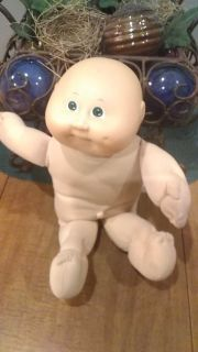 Vintage cabbage patch doll, good condition.