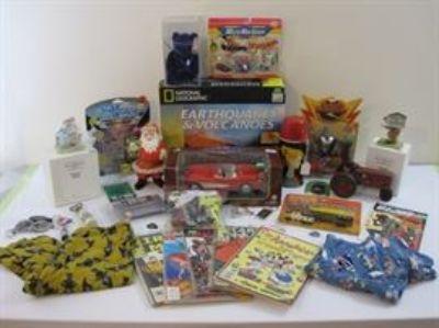 Vintage Toys, Comics, Collectibles & More Online Auction