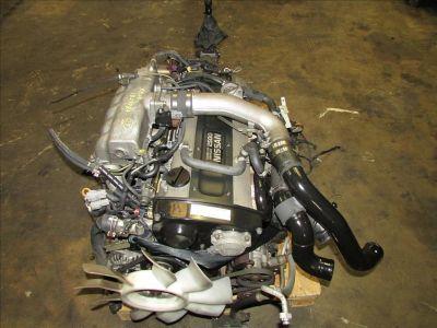 JDM 93-98 Nissan Skyline R33 GTS-T 2.5L S2 RB25DET Engine &a