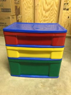 Color 3 drawer table top organizer