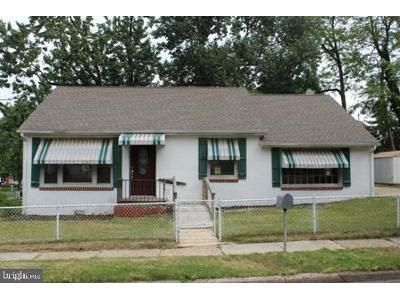 2 Bed 1 Bath Foreclosure Property in Merchantville, NJ 08109 - Orchard Ave