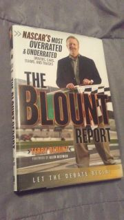 The Blount Report Nascar book