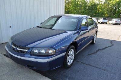 2004 Chevrolet Impala Base (Blue)