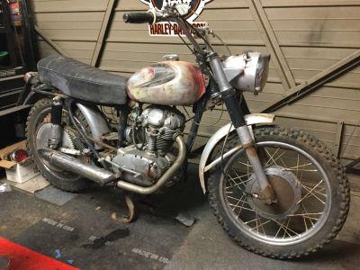 1965 Ducati MONZA