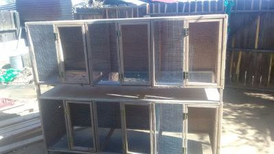 custom made chicken coops