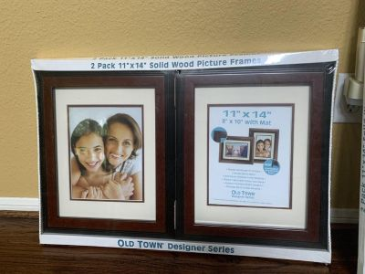 Old town designs series 11x12 picture frame