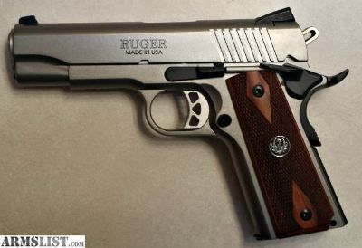 For Sale: NEW Ruger SR1911 Commander with Extra Mags